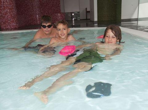 Urlaub in Neustift - Hotel Weiss - Schwimmbad