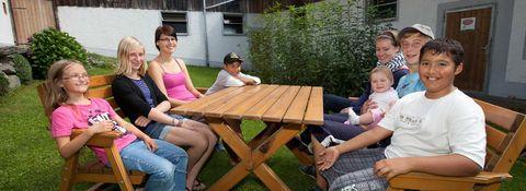 Urlaub in Neustift - Höllmühle - Gemütliche Plätzchen