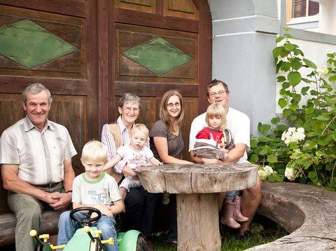 Urlaub in Neustift - Bio Bauerhof Stadler - Familie