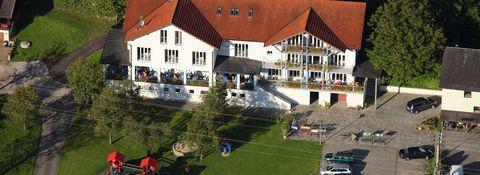 Urlaub in Neustift - Gasthof Pension Luger - Haus