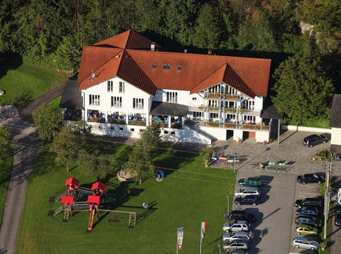 Urlaub in Neustift - Gasthof Pension Luger - Haus