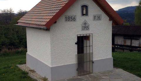 Arme Sünder Kapelle am Donausteig