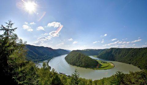 Naturlehrpfad Schlögener Donauschlinge