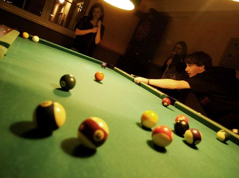 Urlaub in Neustift - Jugenherberge Dikany - Billiard