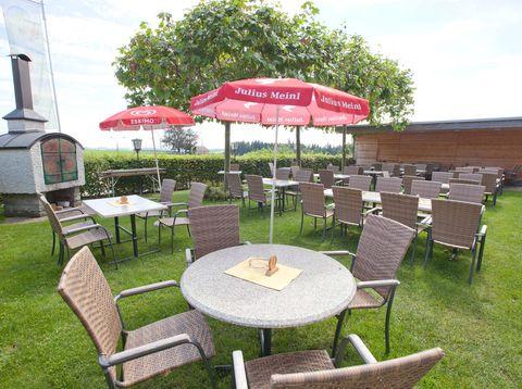 Urlaub in Neustift - Hotel Weiss - Grillplatz