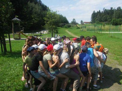 Urlaub in Neustift - Jugenherberge Dikany - Jugendgruppen