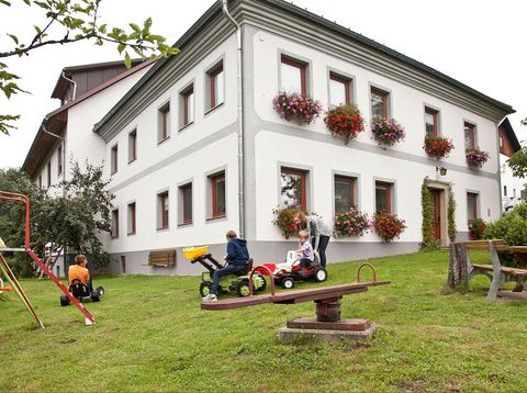 Urlaub in Neustift - Leithenmühle Matheis - Haus