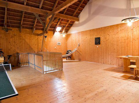 Urlaub in Neustift - Höllmühle - Spielzimmer