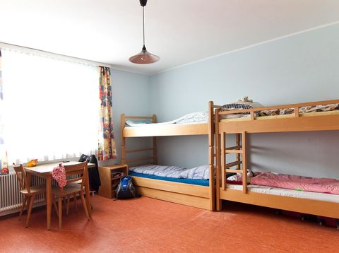Urlaub in Neustift - Jugendherberge Dikany - Zimmer
