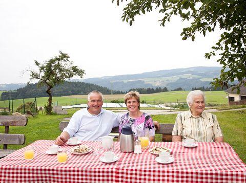 Urlaub in Neustift - Matheis Weiss - Familie