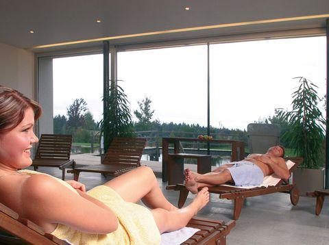 Urlaub in Neustift - Hotel Weiss - Wellnessbereich