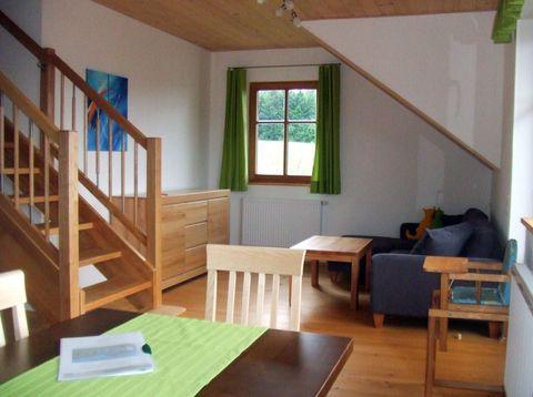 Urlaub in Neustift - Bio Bauerhof Stadler - Wohnzimmer