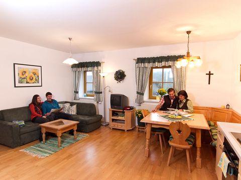 Urlaub in Neustift - Familie Rauscher - Zimmer