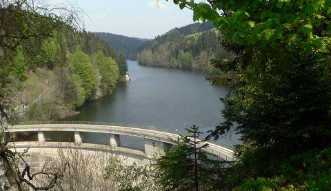 Kneipp,- Fitnessweg im Naturschutzgebiet Rannatal