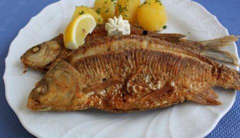 Fischspezialitäten im Gasthof Luger