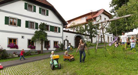 Urlaub in Neustift - Bio Bauerhof Stadler - Haus
