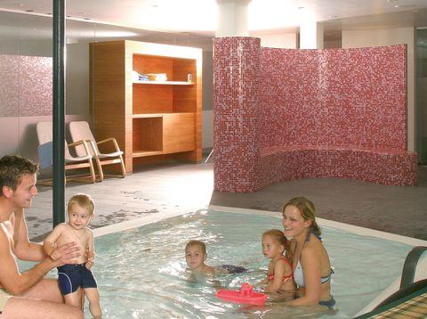 Urlaub in Neustift - Hotel Weiss - Babybecken