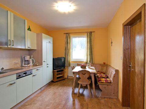 Urlaub in Neustift - Höllmühle - Wohnküche