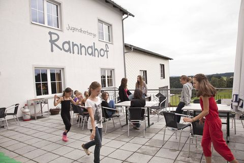 Jugendherberge Rannahof