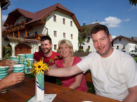 Urlaub in Neustift - Familie Rauscher - Gemütlichkeit